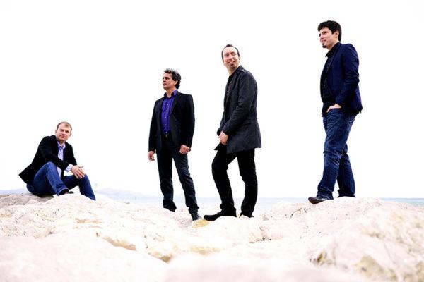 Quatuor Caliente - Double A