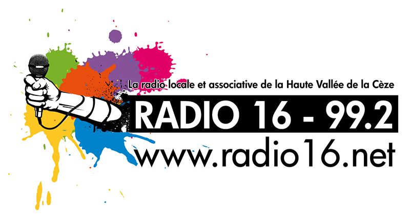 Logo Radio 16