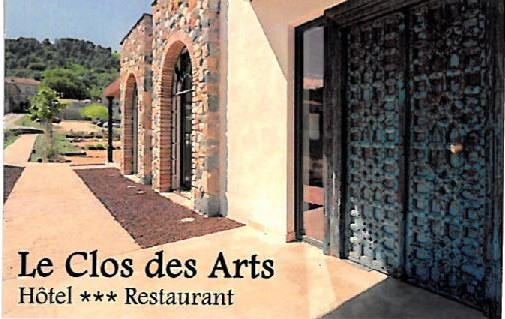 Clos des Arts logo