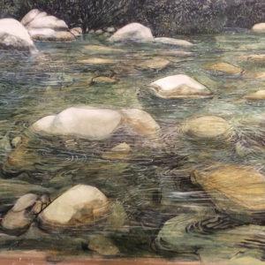 Peinture de Jane Caro 2